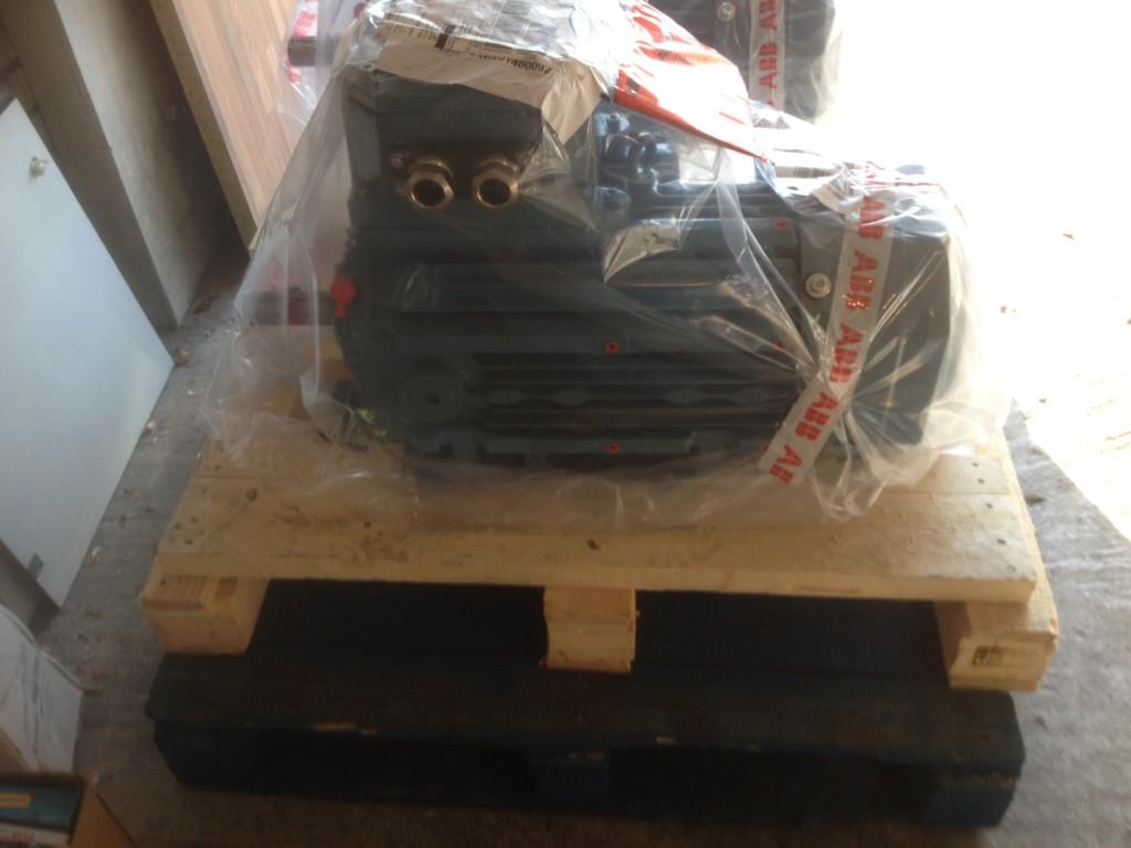 Exporting ABB motors