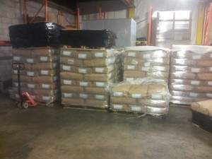 Famico Tamol NN 9104 cargo